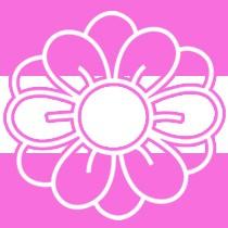 Fiusha/rosa pálido
