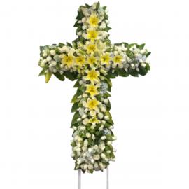 Cruz de Condolencias - Grande