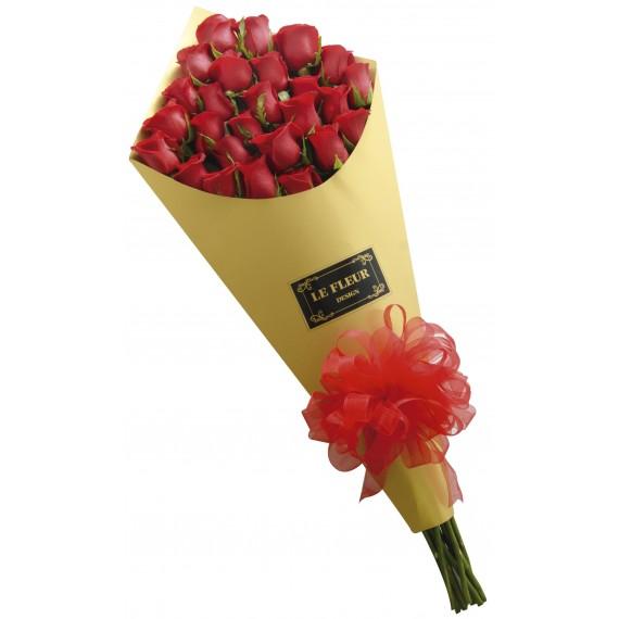 Amor con rosas