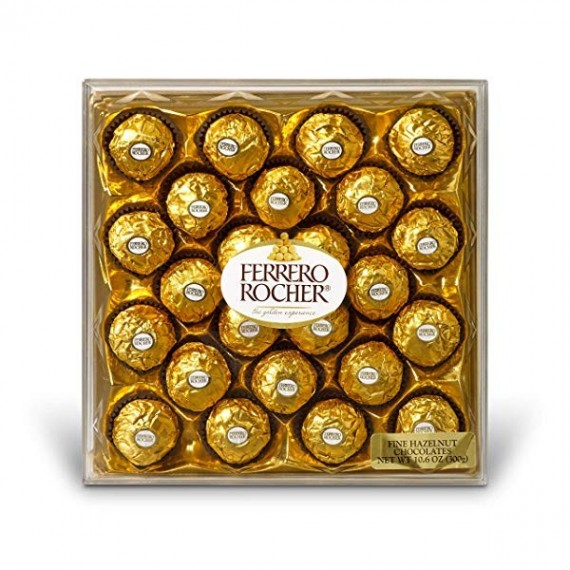 Chocolates Ferrero Rocher  24