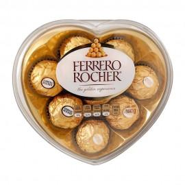 Chocolates Ferrero Rocher 8 - corazón